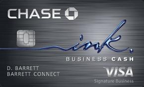 chase ink cash