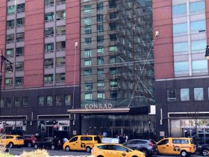 Hotel Review: Conrad New York Downtown