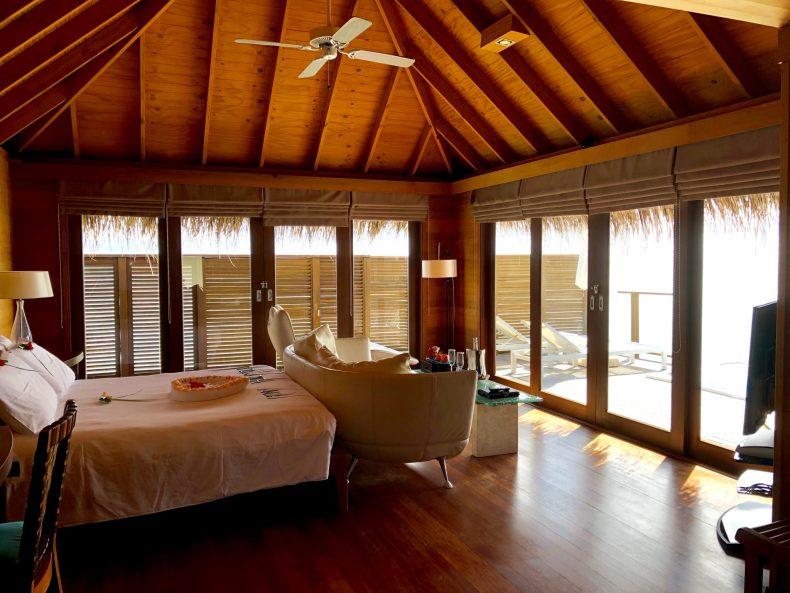 Conrad Maldives Superior Water Villa