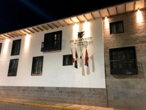 Hotel Review: JW Marriott Cusco