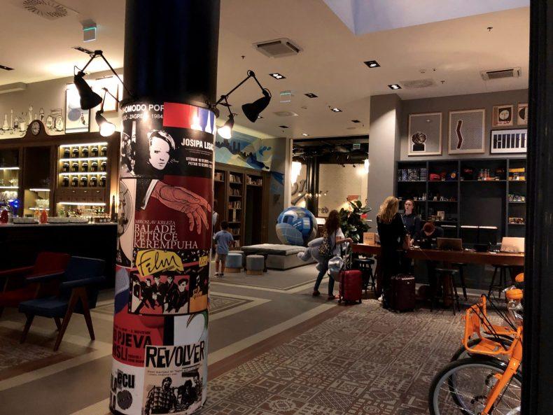 Canopy by Hilton Zagreb Reception