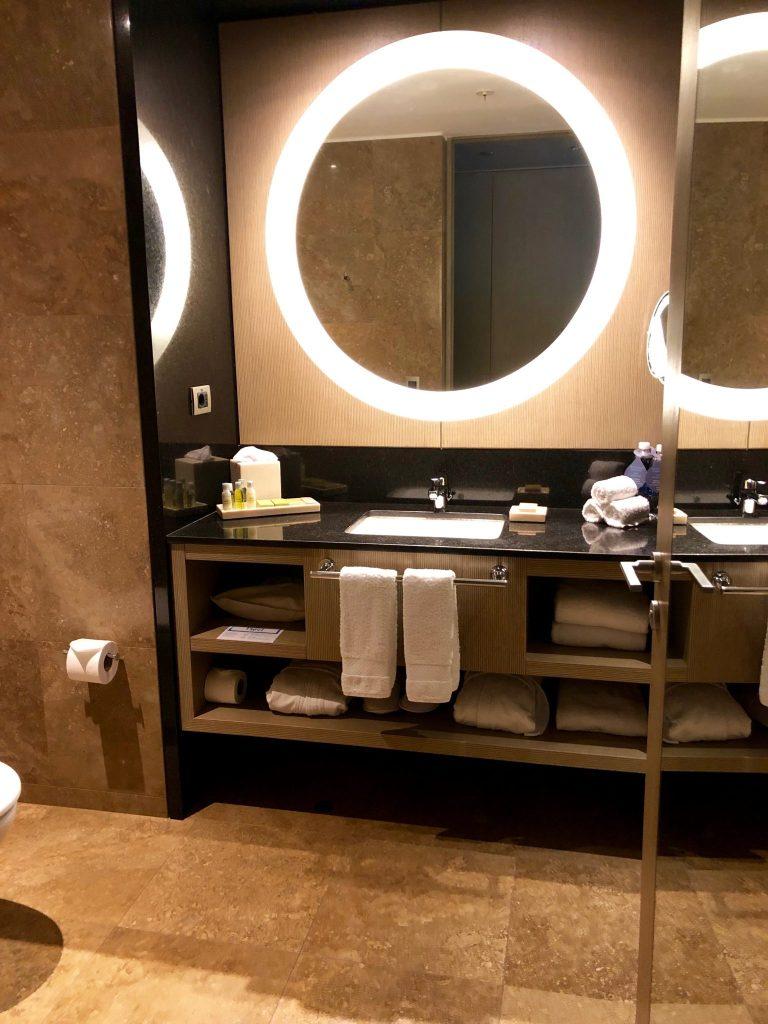 Hilton Lima Miraflores Bathroom