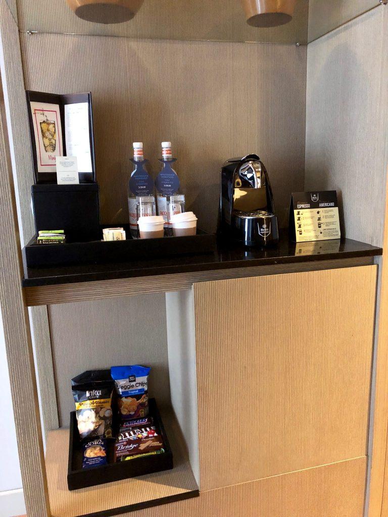 Hilton Lima Miraflores Mini Bar