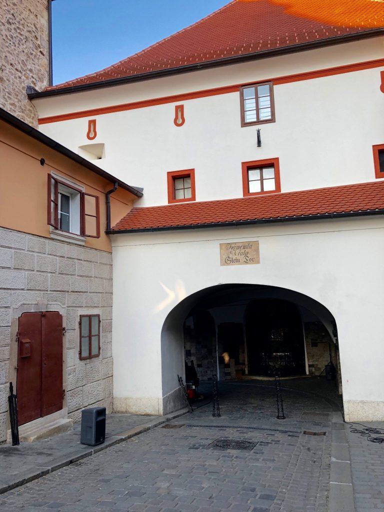 Stone Gate, Zagreb
