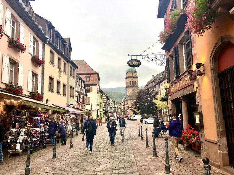 Le Chambard Hotel in Kaysersberg