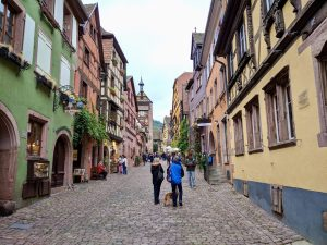 Two Days in Alsace, France