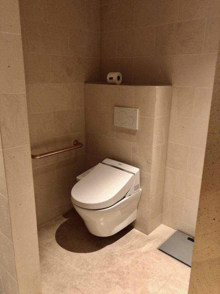 Park Hyatt Paris King Deluxe Toto Toilet