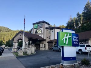 Hotel Review: Holiday Inn Express Mount Rushmore/Keystone