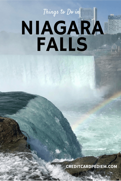 Things to Do in Niagara Falls Pinterest Image