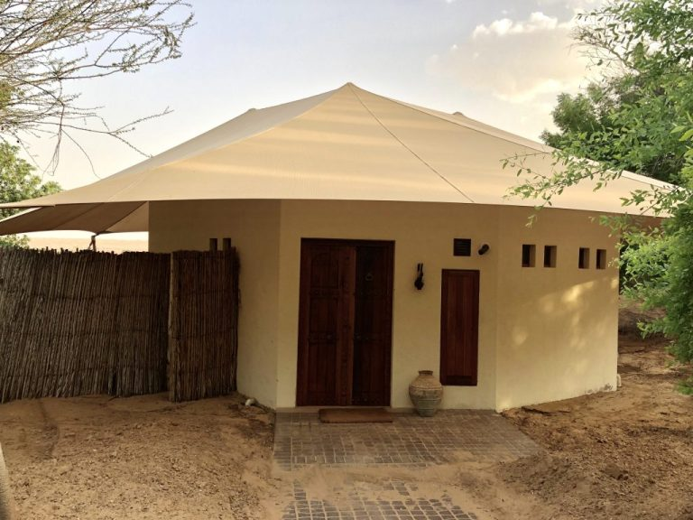 Al Maha Bedouin Suite Exterior