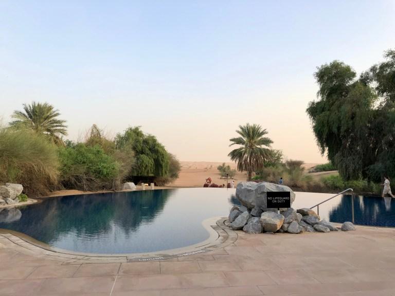 Al Maha Main Pool