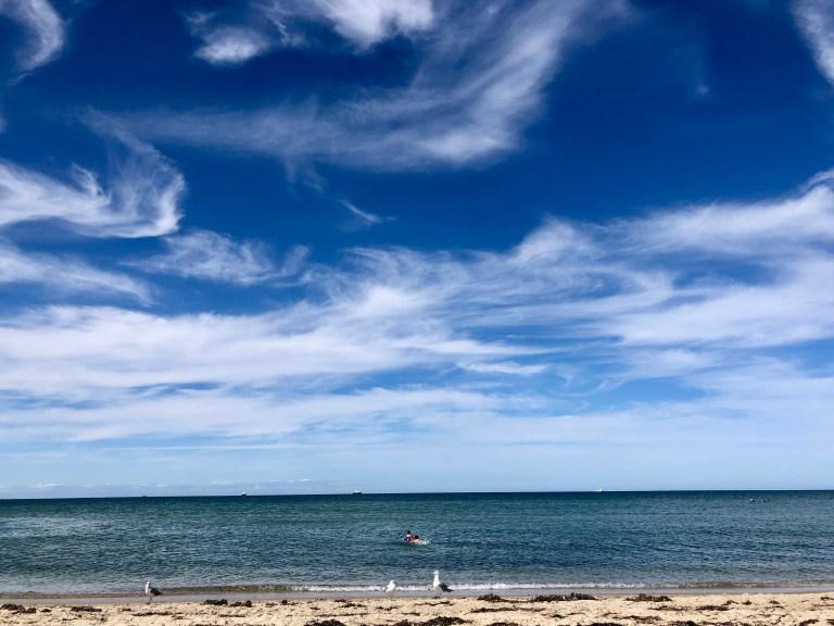 Jetties Beach