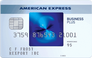 Amex Blue for Business Plus