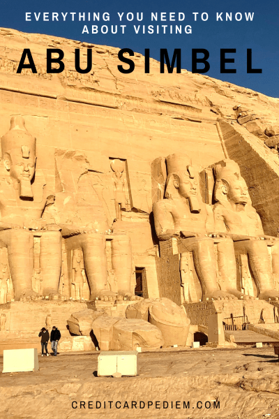 Everything You Need to Know About Visiting Abu Simbel Pinterest Pin