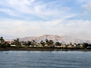A Four Day Nile Cruise from Aswan to Luxor with Emo Tours