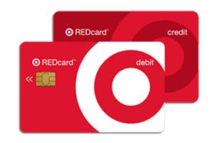Docelowa karta kredytowa stosuje