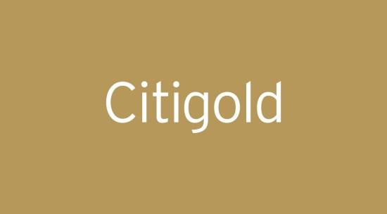 citigold logo