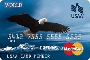 USAA Credit Card Logo
