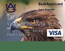 Auburn University Credit Card