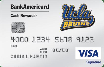 UCLA Credit Card