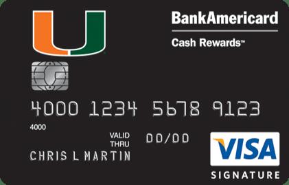 University of Miami Credit Card