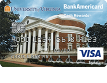 University of Virginia Credit Card