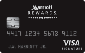 Chase Marriott Credit Card