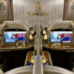Emirates A380 First Class Suites