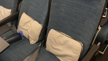 Singapore Business Class Review [777-300ER SFO to SIN
