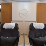 Lufthansa A380 First Class Review