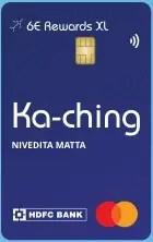 Indigo Ka-Ching 6E RewardsXL