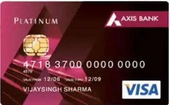 Axis Insta Easy Credit Card