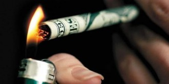 How Your Discretionary Income Goes Up In Smoke