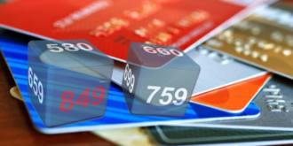Credit Cards Consumer Scores
