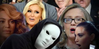 Celebrities and politicians hacked