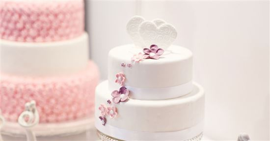 Study  Average Cost of a Wedding Cake