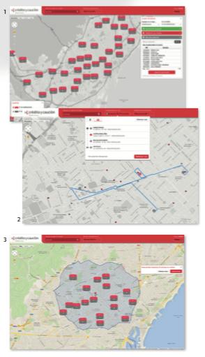 CyCred Maps - Imagem