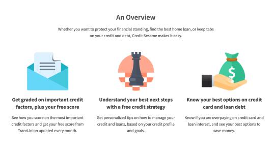 Credit Sesame vs Credit Karma