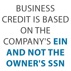 Business Trade Lines Credit Suite2