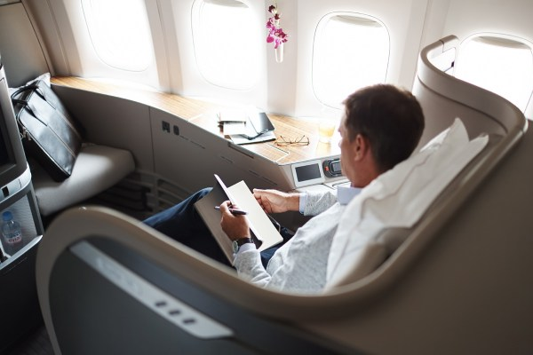 How to Fly from Canada to Asia Cathay Pacific First Class
