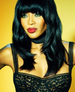 Naomi Campbell Still GQ Supermodel Obession in New Photoshoot for GQ magazine