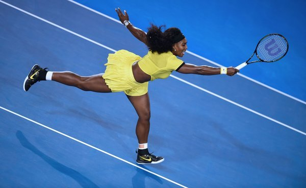 Serena Williams Routs Radwanska, to reach her Seventh Australian Open Final and Nears a 22nd Major Title