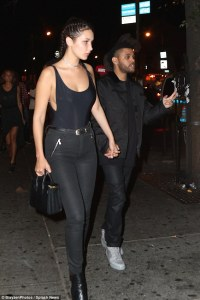 The Weeknd Breaks Up With Girlfriend Bella Hadid,says it's Mutual