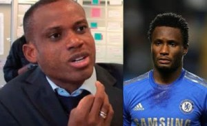 Super Eagles Coach Sunday Oliseh tells Mikel Obi: Play defensive midfield for Super Eagles or drop to the bench