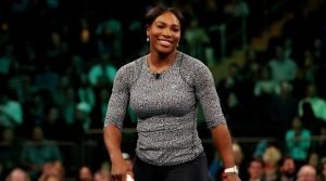 Serena Williams Celebrates Reaching 4 million Followers on instagram with a Dance (Video)