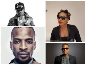 Top 5 Nigerian Musical Artist that has lost their Juice