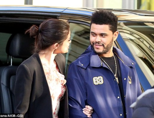The Weeknd wants to have a Baby Girl with Selena Gomez