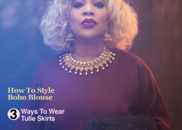 Monalisa Chinda Coker Covers The New Issue of Vanguard Allure Magazine