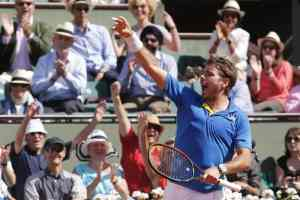 Wawrinka Recovering Well Following Knee Surgery