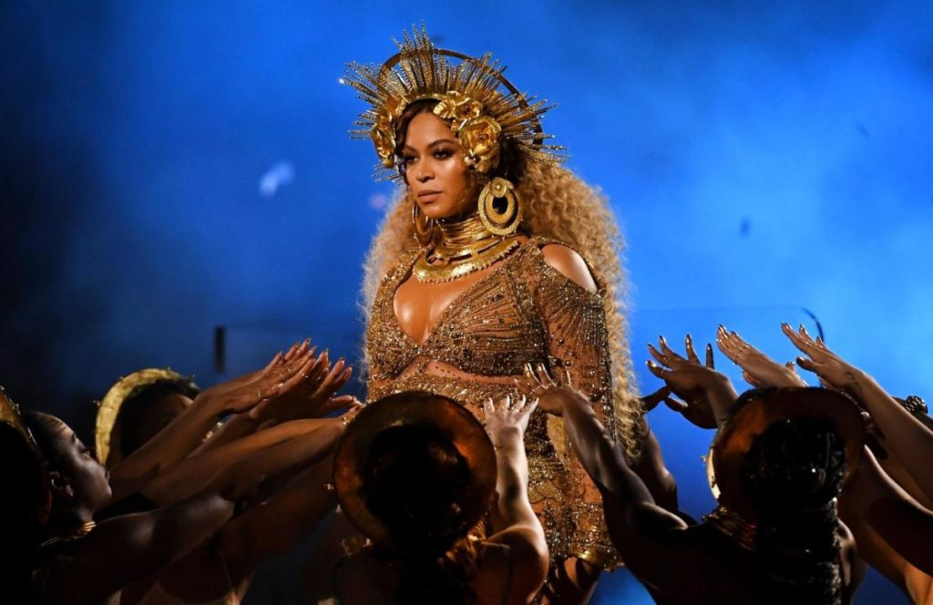 Beyonce takes second position on Forbes World's Highest-Paid Celebrities List